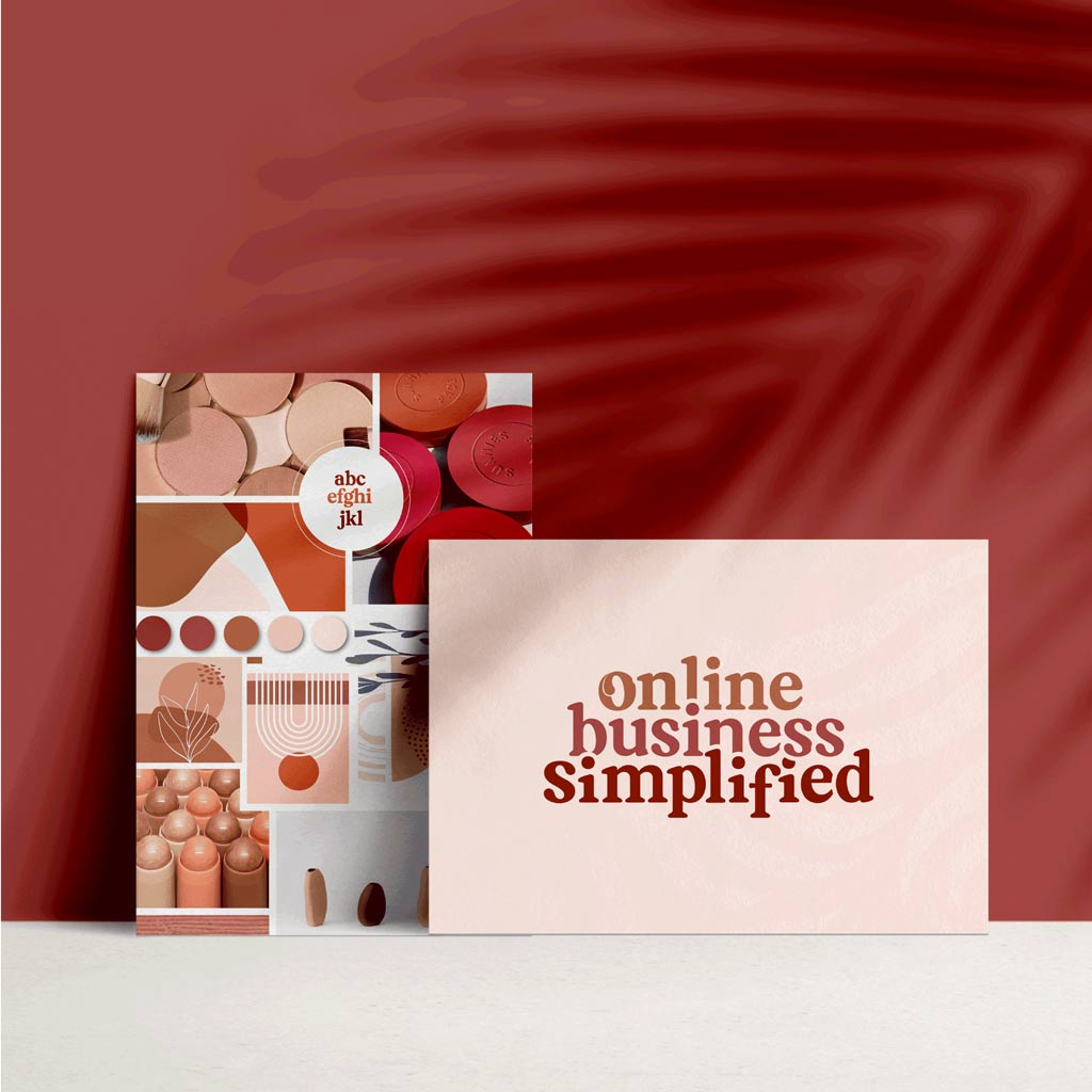 ONLINE BUSINESS SIMPLIFIED